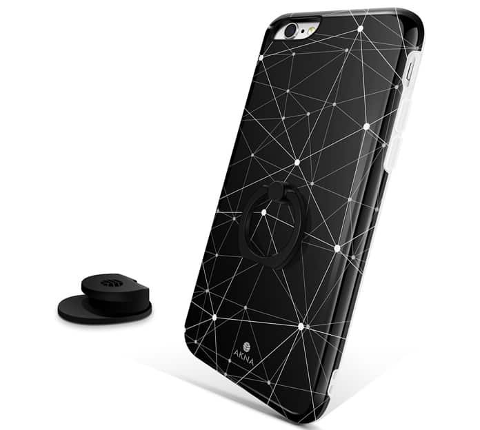iphone case with ring holder