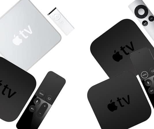 identify apple tv model