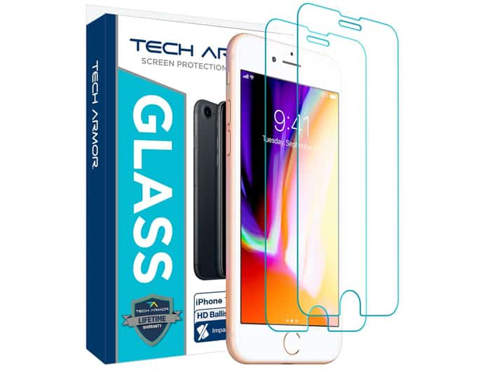 iphone 8 tempered glass protector