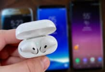 pair airpods with android