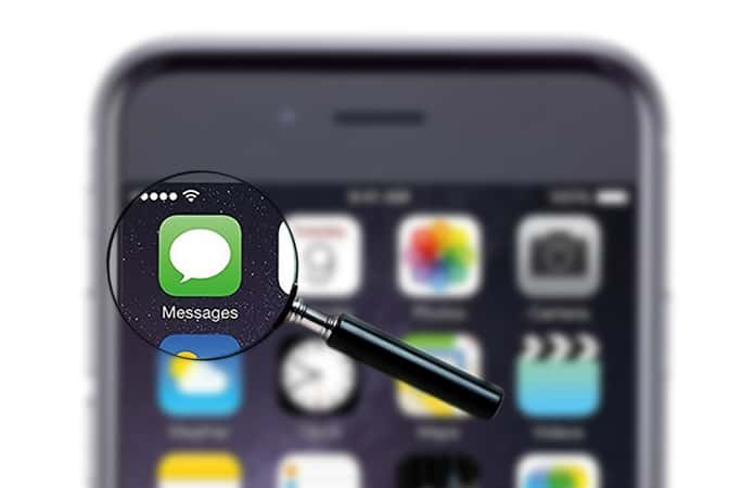 recover message icon ios 11