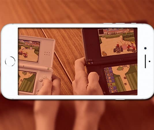 Nintendo DS Emulator for iPhone