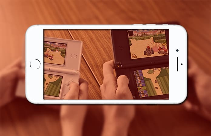 Best DS Emulator for iPhone - Play Classic Nintendo DS Games