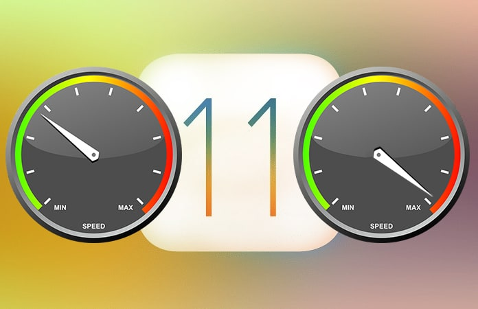 speed up ios 11 on iphone