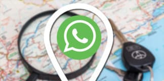 share whatsapp location