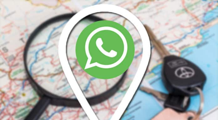 share whatsapp location