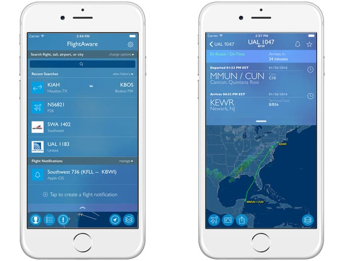 best free flight tracker app