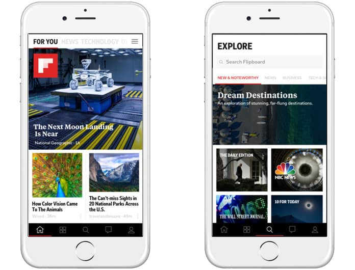 rss reader app for ios