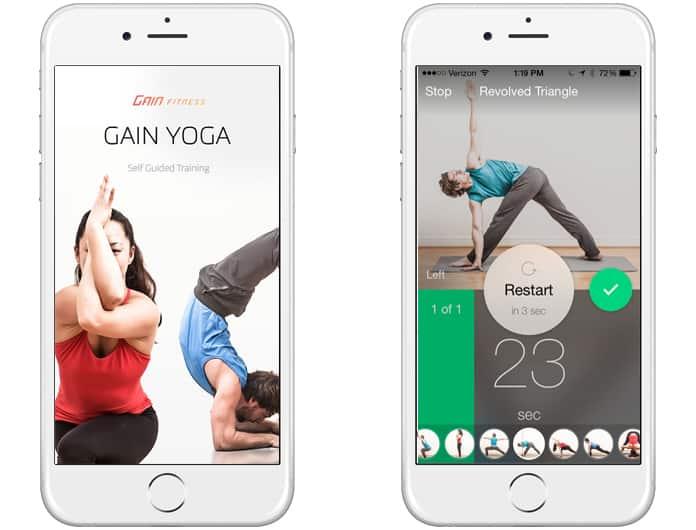 best free yoga app