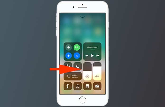 disable true tone display on iphone 8
