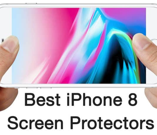 best screen protectors for iphone 8