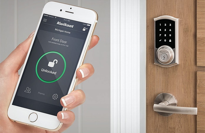 smart locks 2017