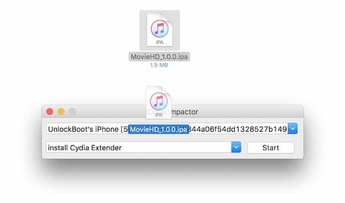How to Install MovieHD on iPhone and iPad on iOS 11