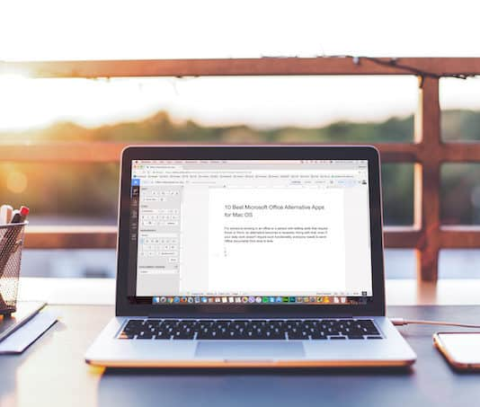 microsoft office alternatives for mac