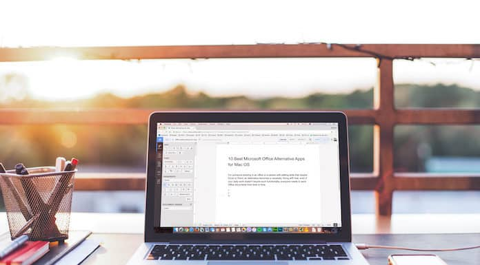 microsoft office alternatives for mac