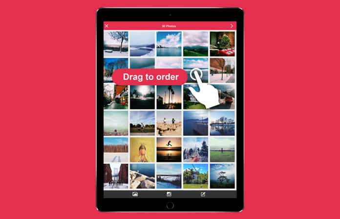 ipad picture frame app