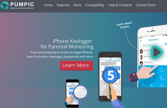 best iphone keyloggers