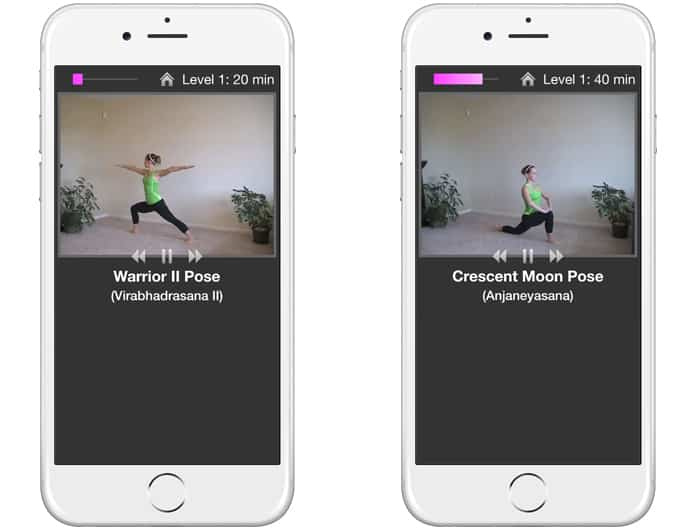 best yoga app for ios