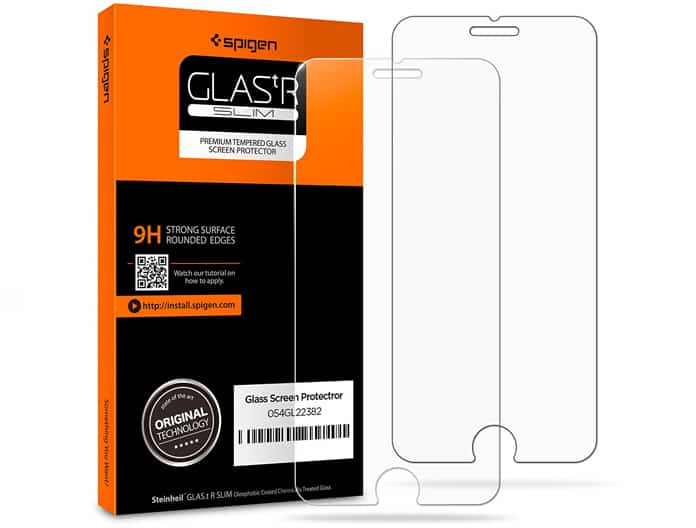iphone 8 tempered glass screen protector