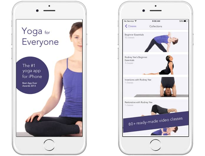 best yoga app for weight loss