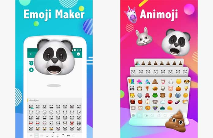 use animojis on android