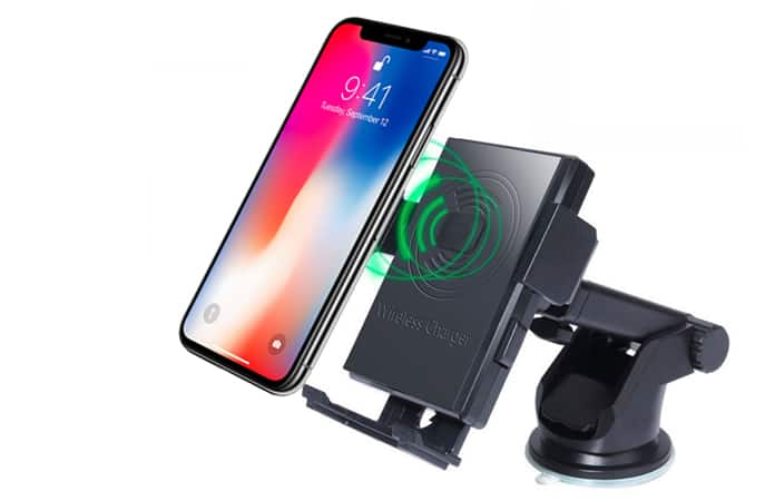 best qi car charger