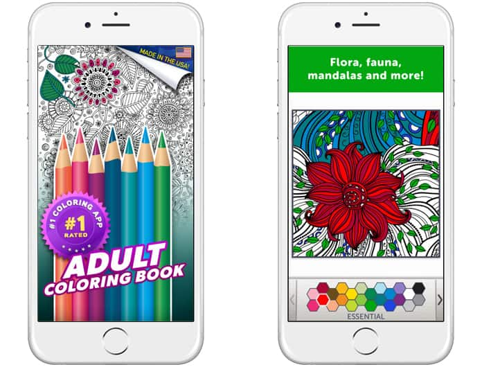 Adult Coloring Book For Adults Best Apps