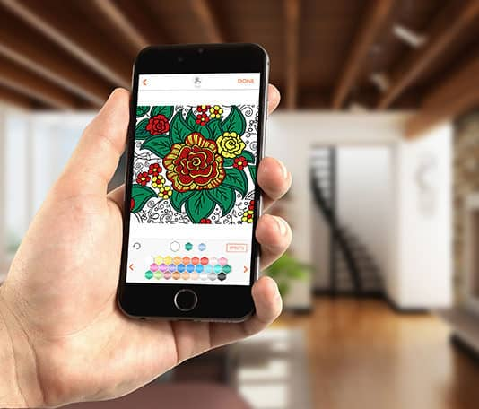 best coloring apps for iphone