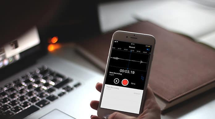 voice recorder apps for iphone