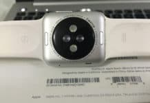 how to find apple watch serial number