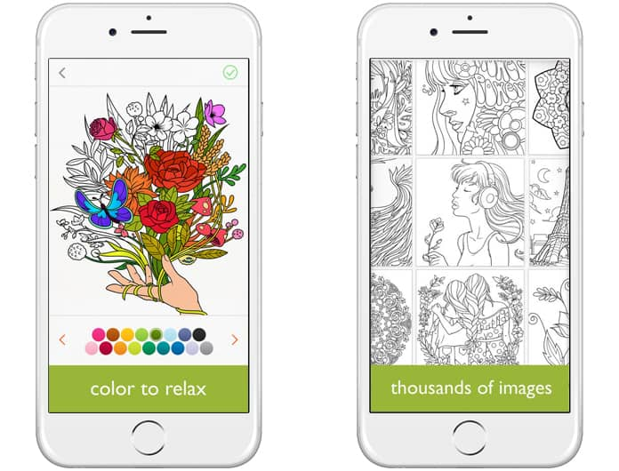 Colorfy Coloring Book Best Apps For Adults