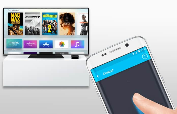 apple tv remote apps for android