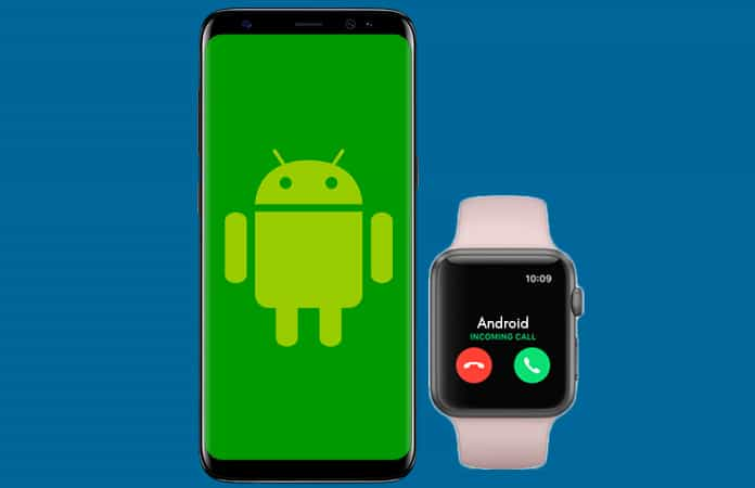 use Apple Watch with Android