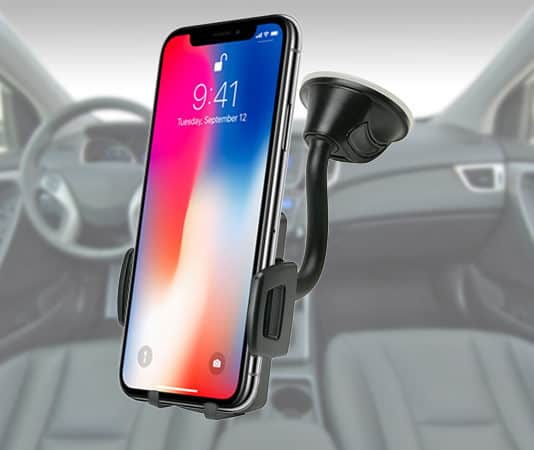 Wireless Car Chargers for iPhone