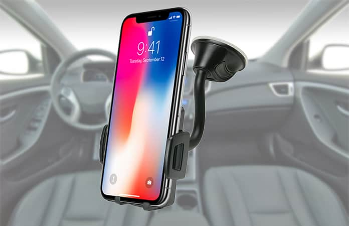 Wireless Car Chargers for iPhone X
