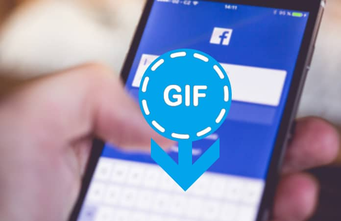 download gif from facebook