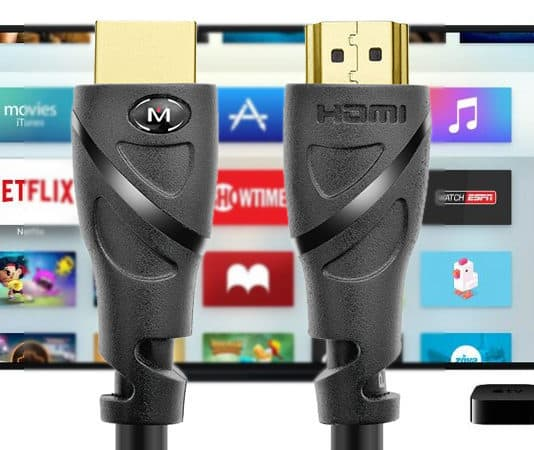 Best HDMI Cables for Apple TV that Supports 4K HDR Video Quality