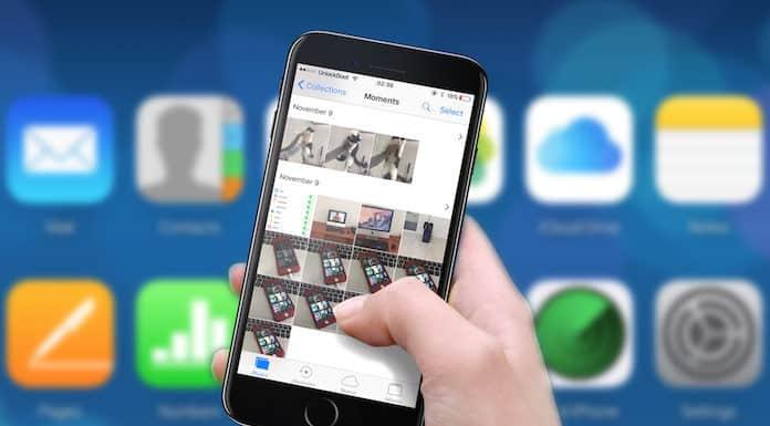 download icloud photos to iphone