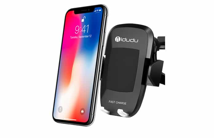 Wireless Car Charger for iPhone 8