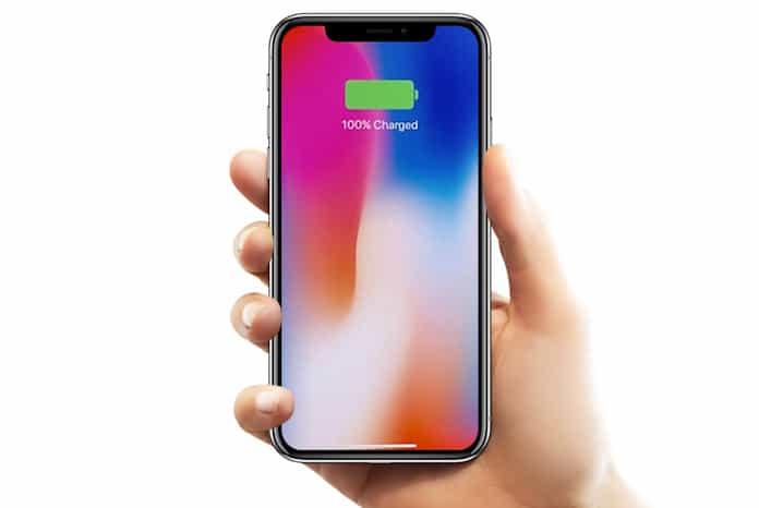 improve iphone x battery life