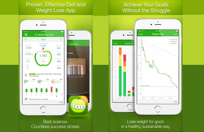 best diet plan app android