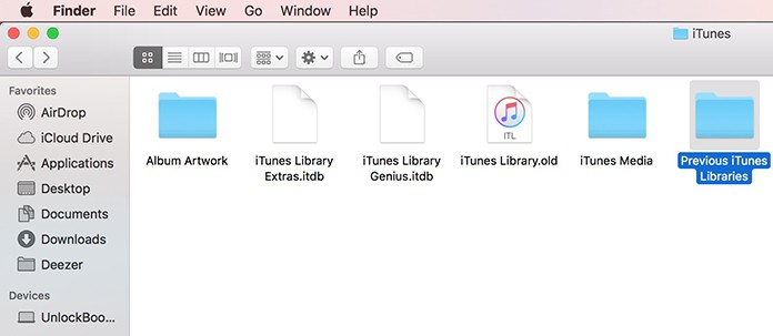 itunes library.itl mac