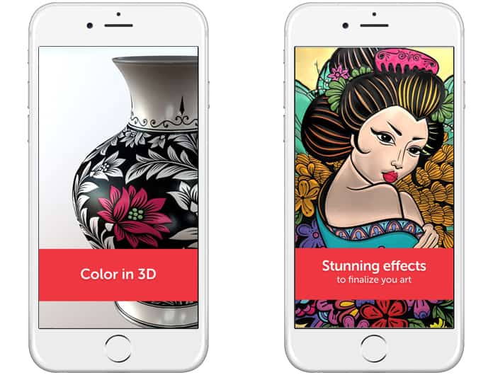 free coloring apps for iphone