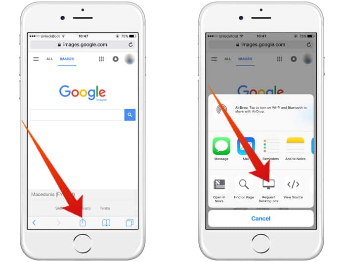 2 Ways to Reverse Image Search on iPhone and iPad