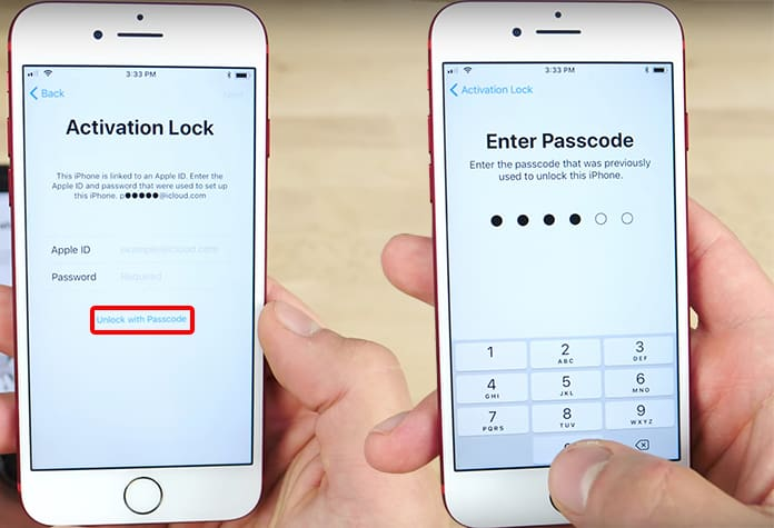 iOS 11 Hack Allows Bypassing iPhone's Activation Lock Screen