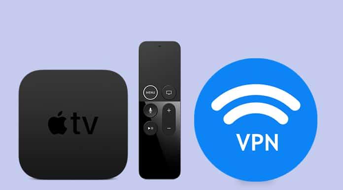 setup vpn on apple tv