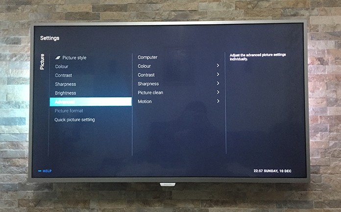 tricks for android tv