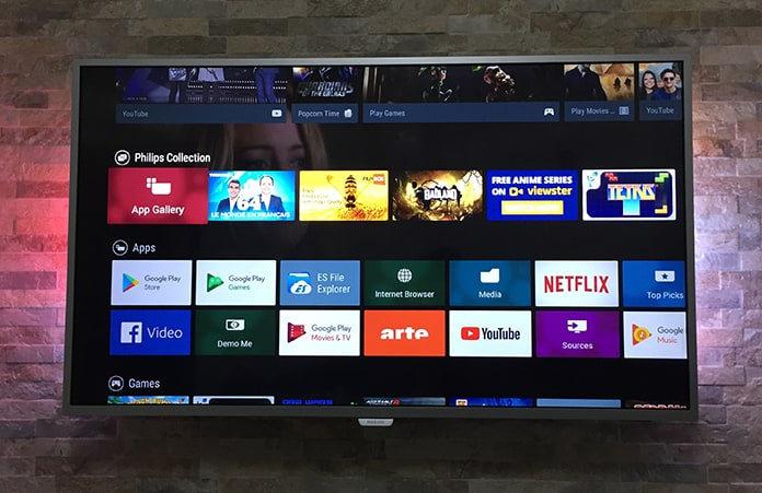 android tv tips