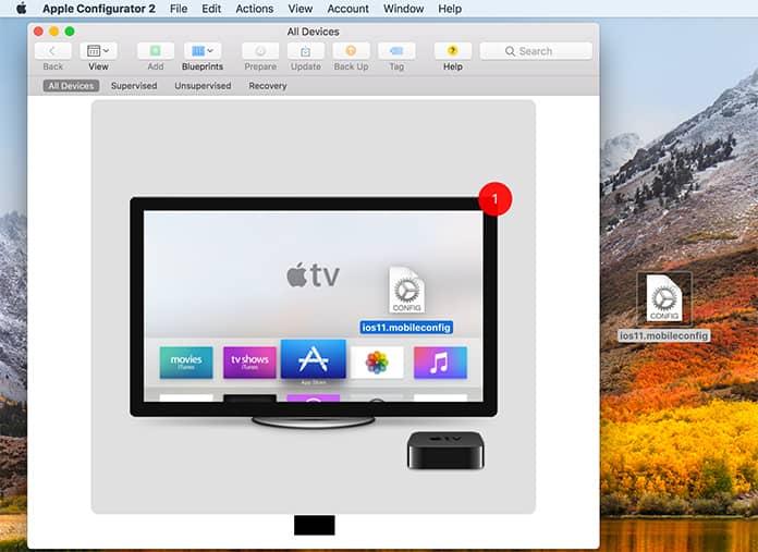 turn off updates on apple tv 4