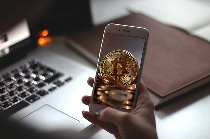 bitcoin wallet apps for iphone